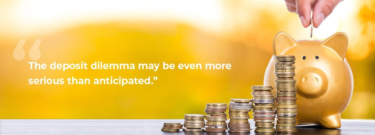 Deposit Dilemma – 10 Interesting and Surprising Trends from 2018
